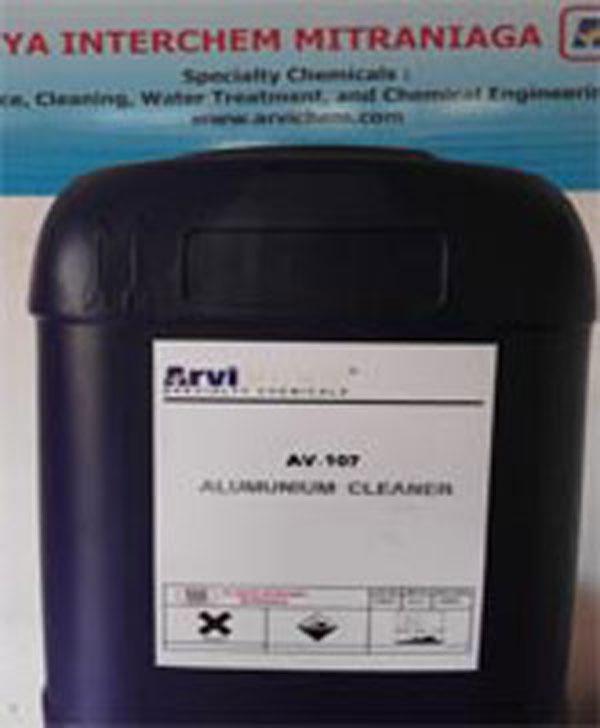 AV 218 Stainless Cleaner Passivation