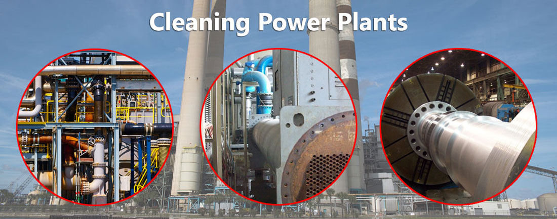Cleaning Power Plants
