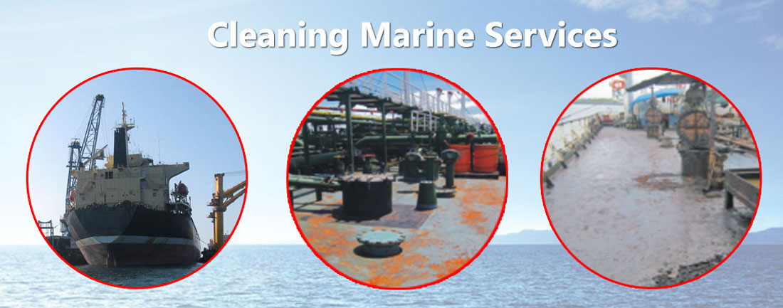 Cleaning Marine